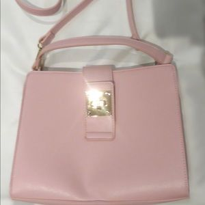 Forever 21 convertible cross body purse